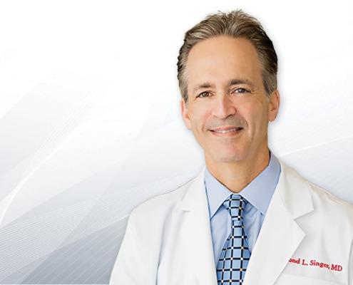 Photo of Dr. Raymond Singer