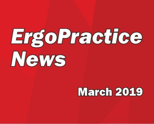 Ergo Practice News March 2019