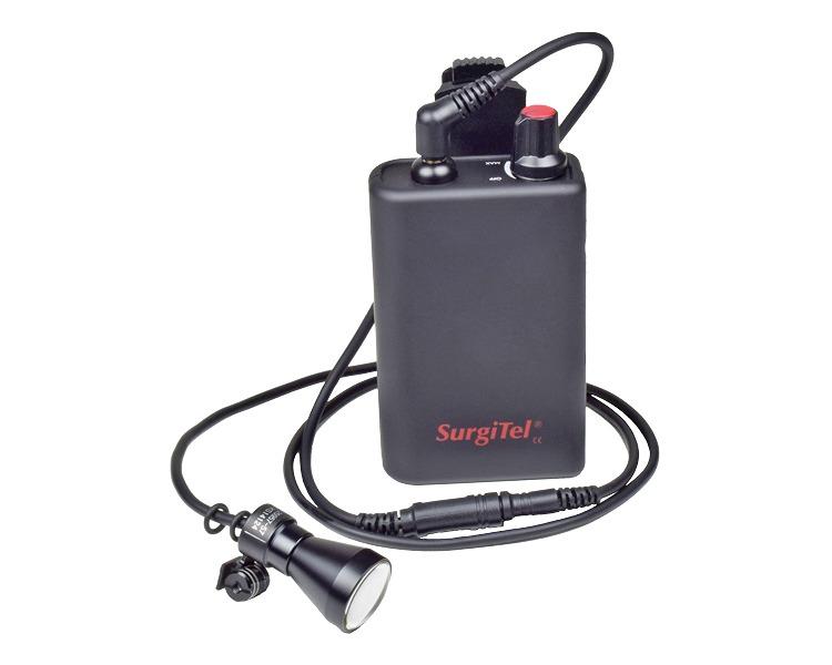 SurgiTel LED Headlights - High Intensity Mini LED - Dental Loupes with Light