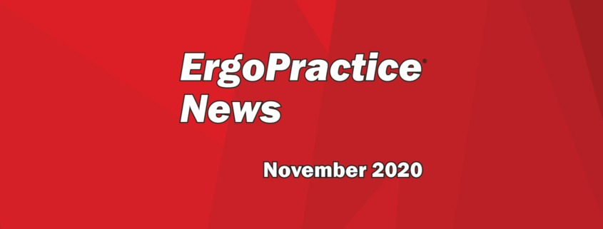 ErgoPractice News Blog Hero Nov 2020