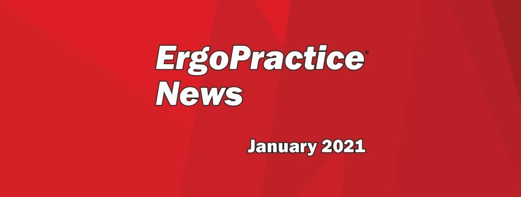 ErgoPractice News Blog Hero Jan 2021