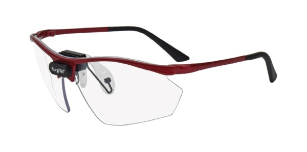 SurgiTel Frames - Con2our XS - Red