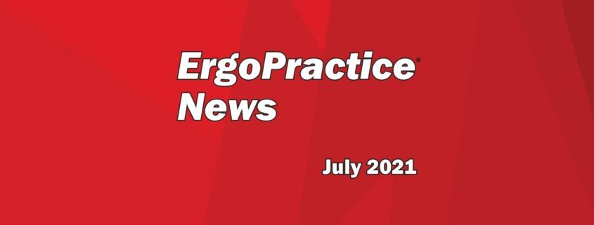Ergo Practice News logo